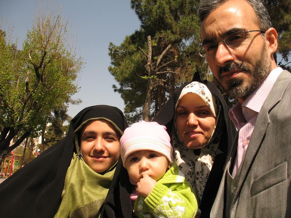 Family, Selfie, Father, Happy, Portrait, Lifestyle