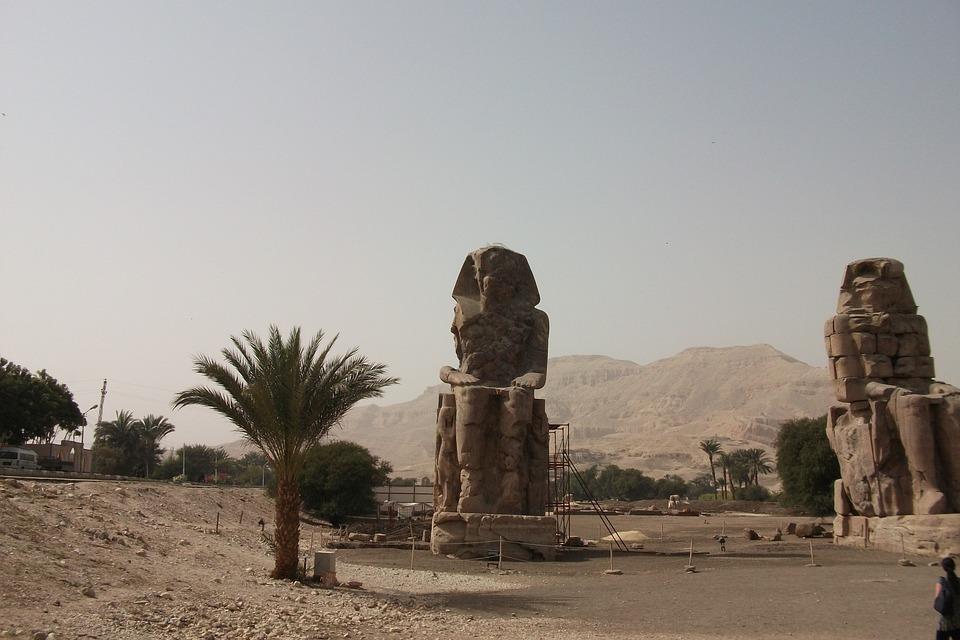 Egypt, Luxor, Famous, Old, Pharaohs, Pharaonic
