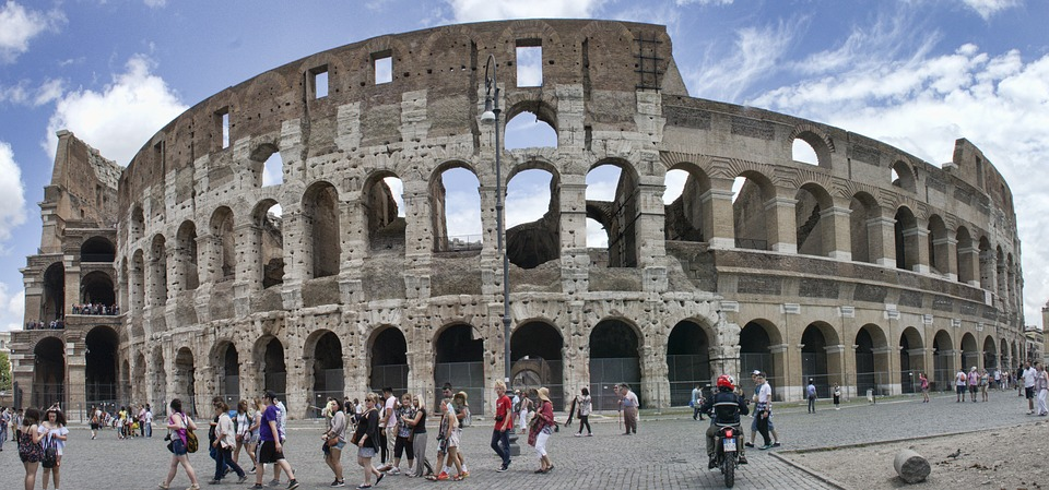 Rome, Italy, Ancient, Architecture, Europe, Famous