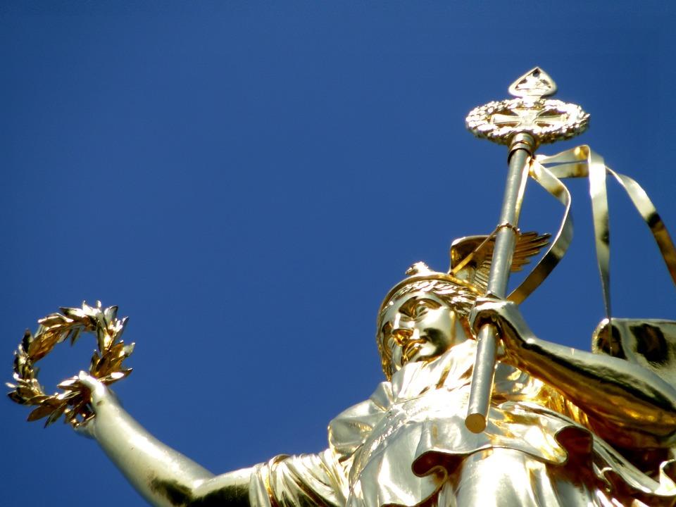 Monument, Statue, Berlin, Travel, Tourism, Famous