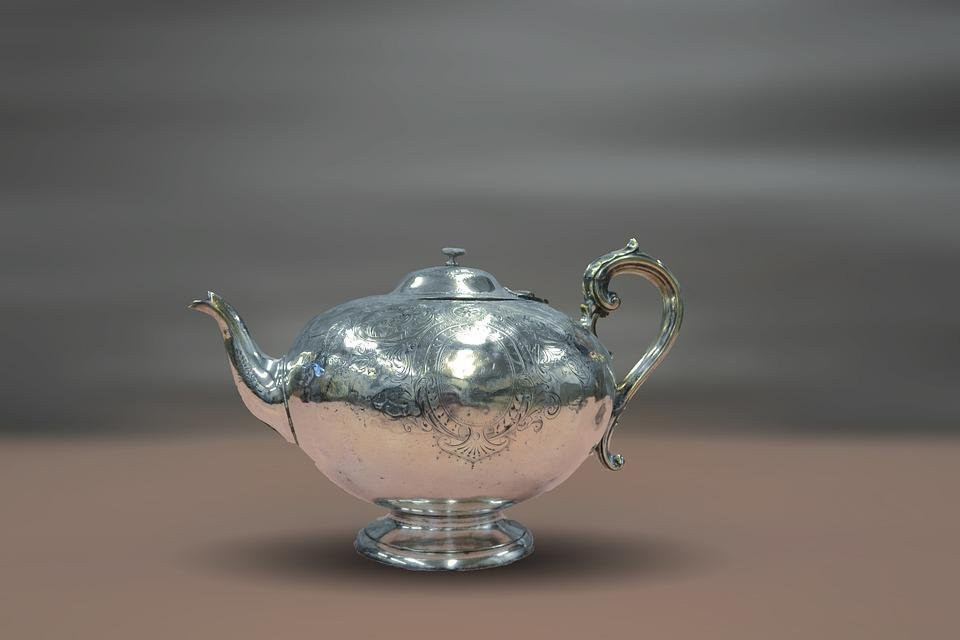Fancy, Tea, Teapot, Tea Party, Elegant, Garden, Luxury