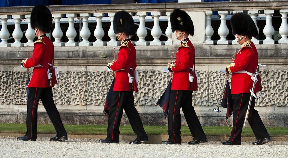 Trumpeter, Fanfare Trumpeters, Uniforms, Dress Sword