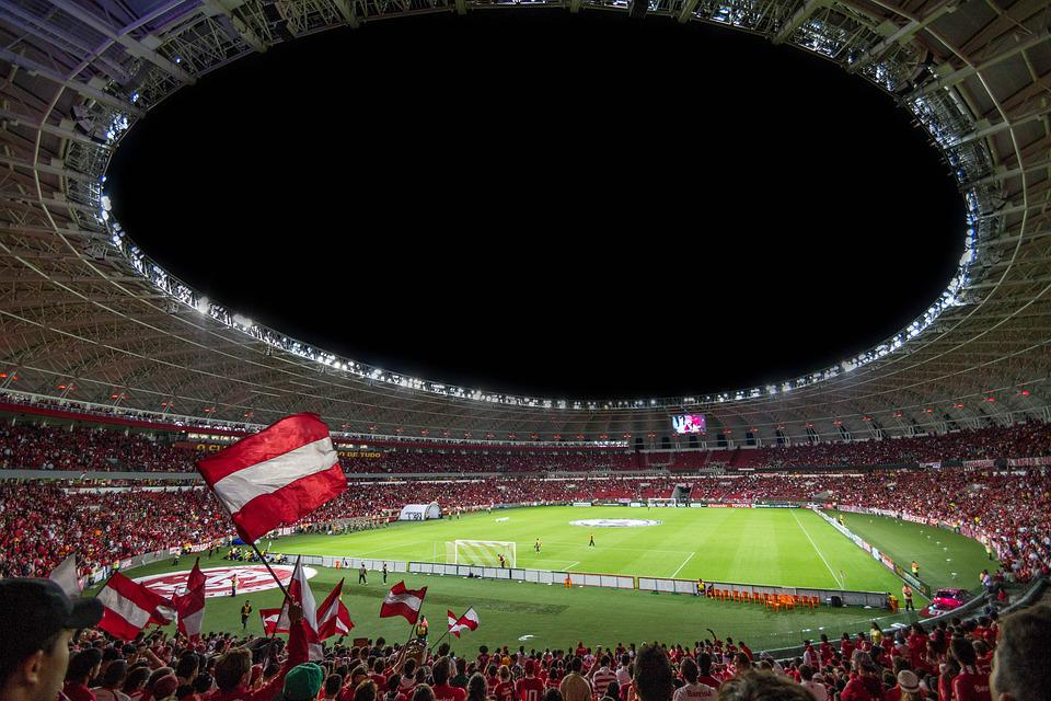 Crowd, Sport, Stadium, Fans, Game, Match, Competition
