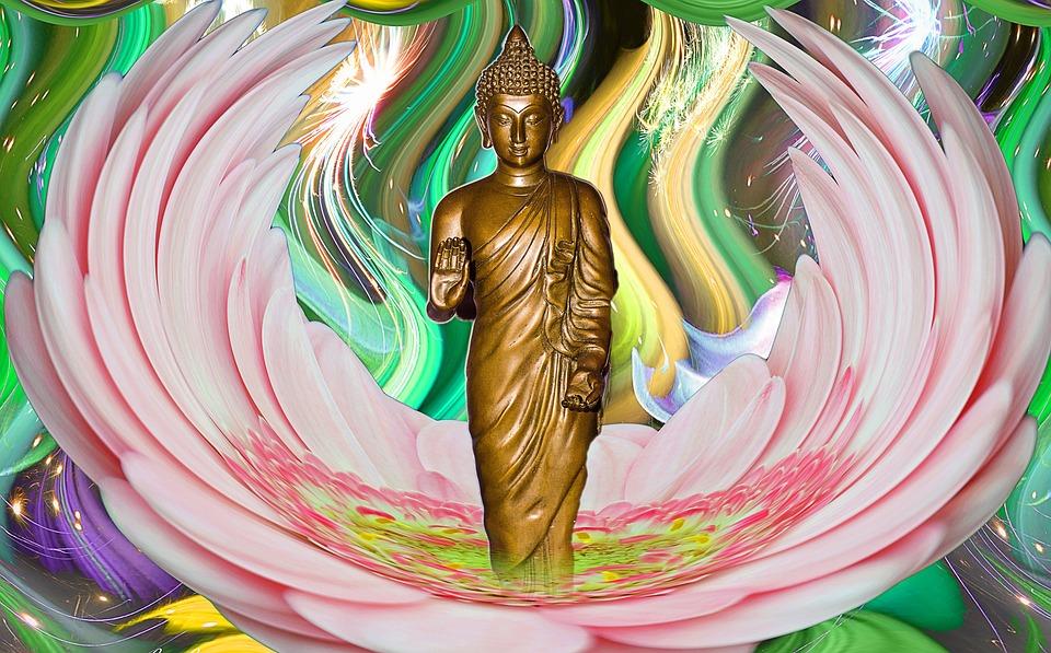 Buddha, Spiritual, Creative, Fantasy