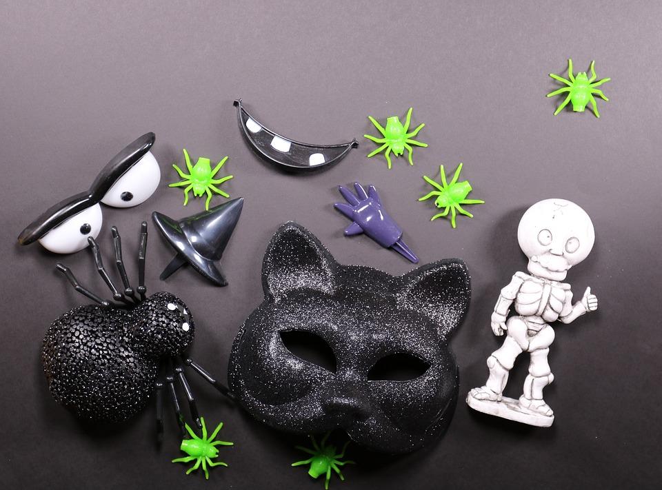 Halloween, Black, Gothic, Dark, Witch, Fantasy, Horror