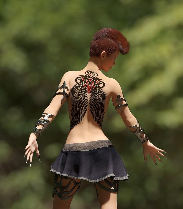 Woman, Warrior, Beauty, Amazone, Heroine, Fantasy