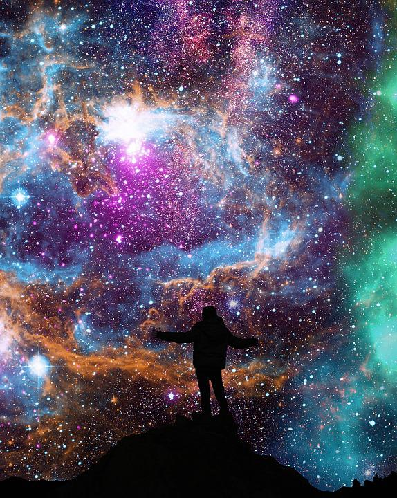Astronomy, Galaxy, Nebula, Fantasy, Outer Space