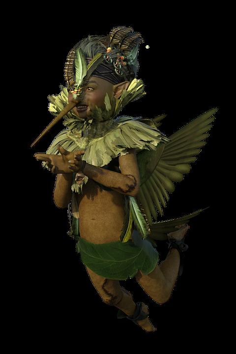 Mythical Creatures, Tooth Fairy, Fantasy, Fairy Tales