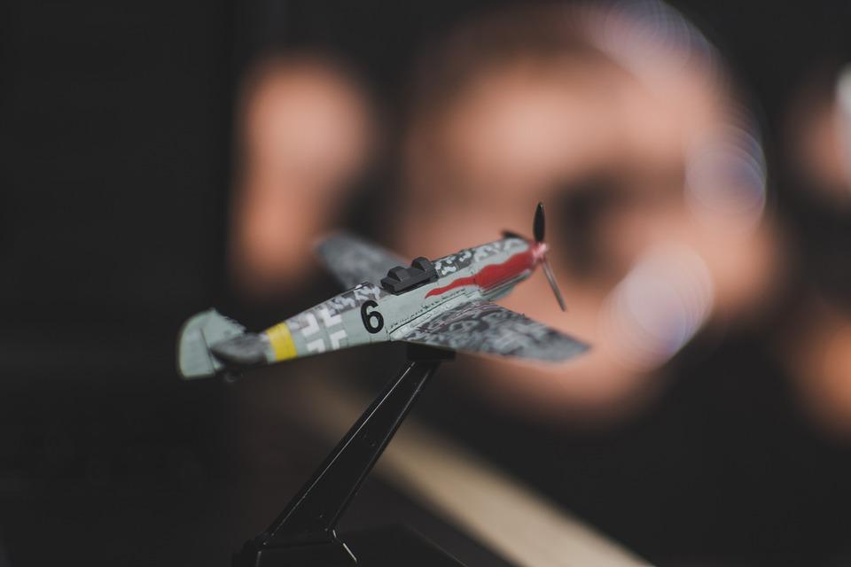 Toy, Plane, Airplane, Flying, Origami, Fantasy