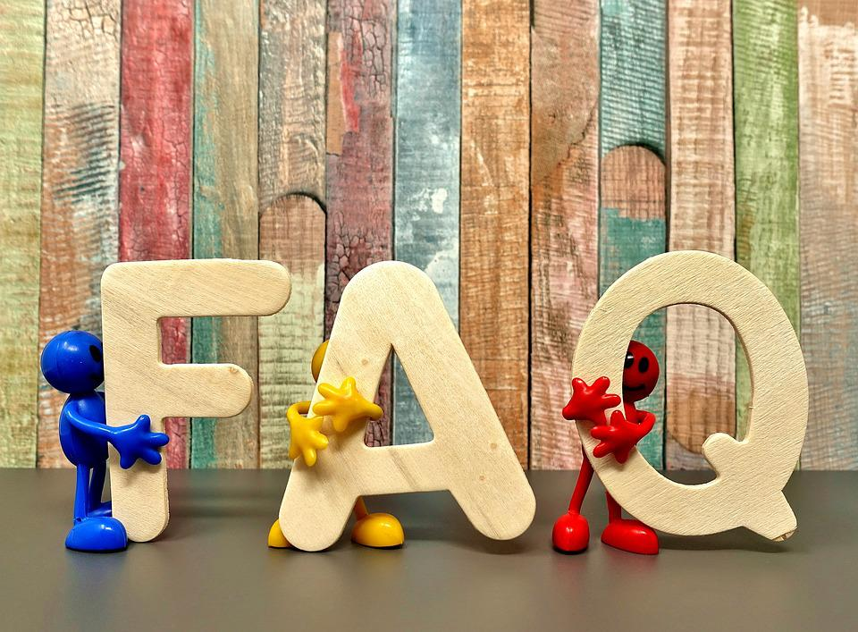 Faq, Answers, Help, Questions, Information, Problem