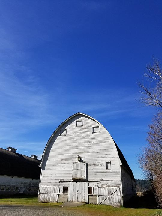 Barn, Farm, Building, House, Architecture, Agriculture