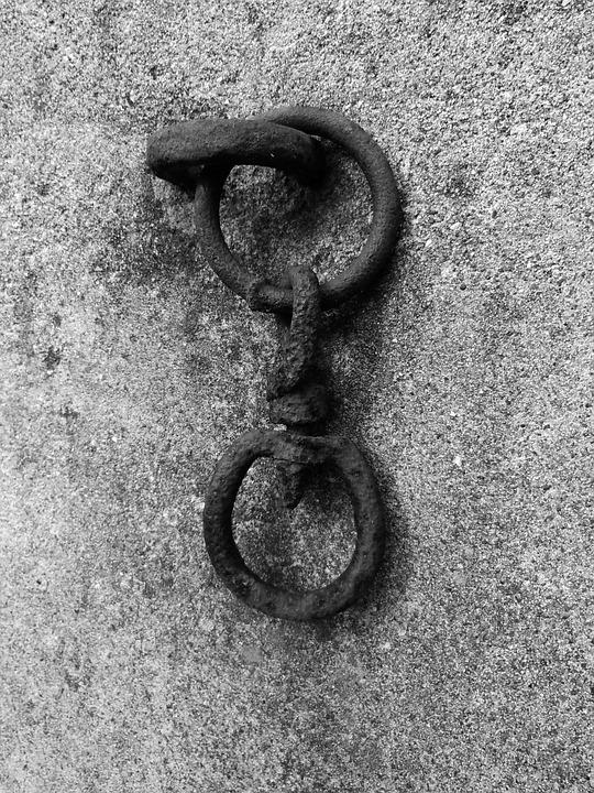 Agriculture, Bull Hook, Farm, Eyelet, Wrought Iron