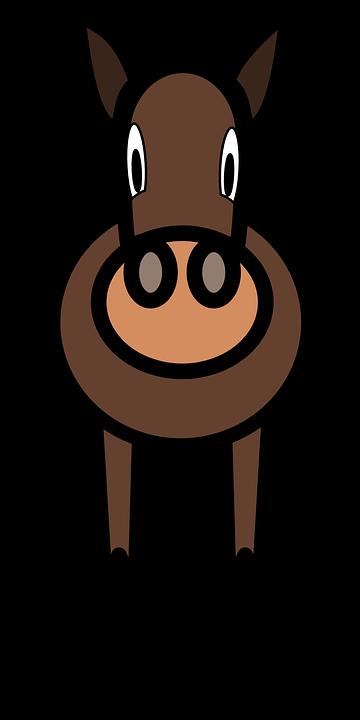 Horse, Ride, Barn, Farm, Animal