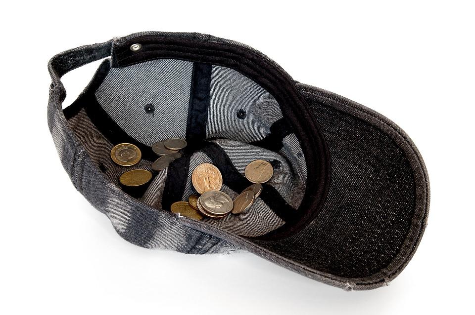 Accessory, Fashion, Retro, Stand-alone, Coins, Poor