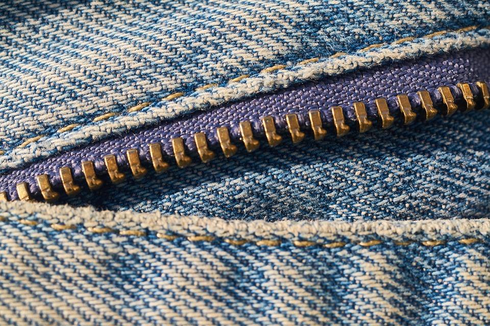 Zipper, Pants, Denim, Jeans, Clothing, Fashion