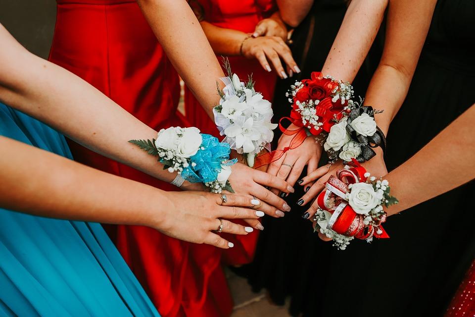 Prom, School, Teen, Dress, Girl, Senior, Gown, Fashion