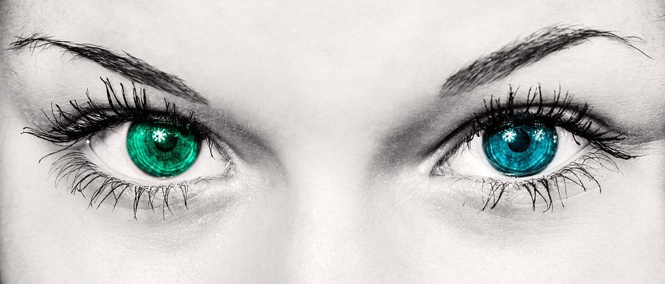 Eyes, Woman, Fashion, Beautiful, Iris, Pupils, Look