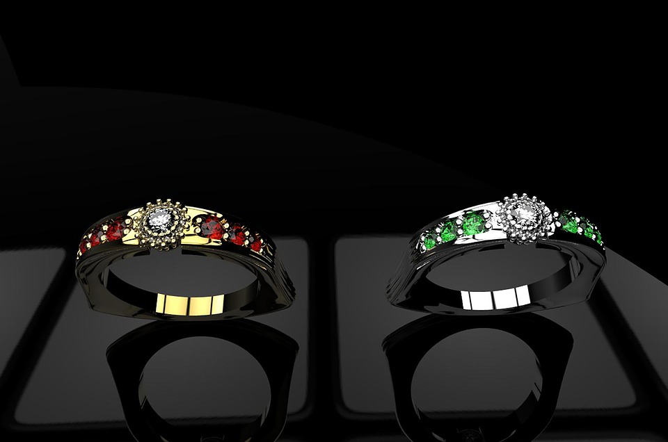 Ring, Jewel, Precious, Fashion Jewellery, Gold