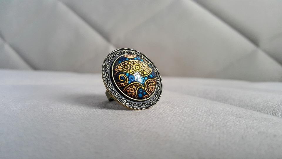 Ring, Jewelry, Fashion, Woman, Shiny, Precious, Silver