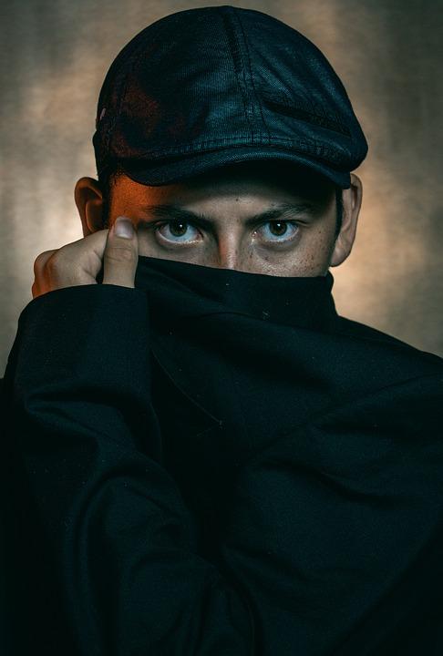 Man, Model, Portrait, Hat, Pose, Style, Fashion, Posing