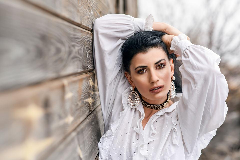 Art, Model, Woman, Fashion, Portrait, Female