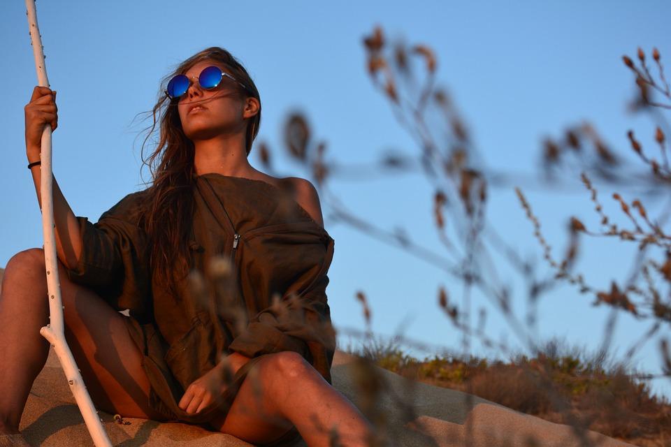 Woman, Fashion, Model, Portrait, Modeling, Pose, Posing