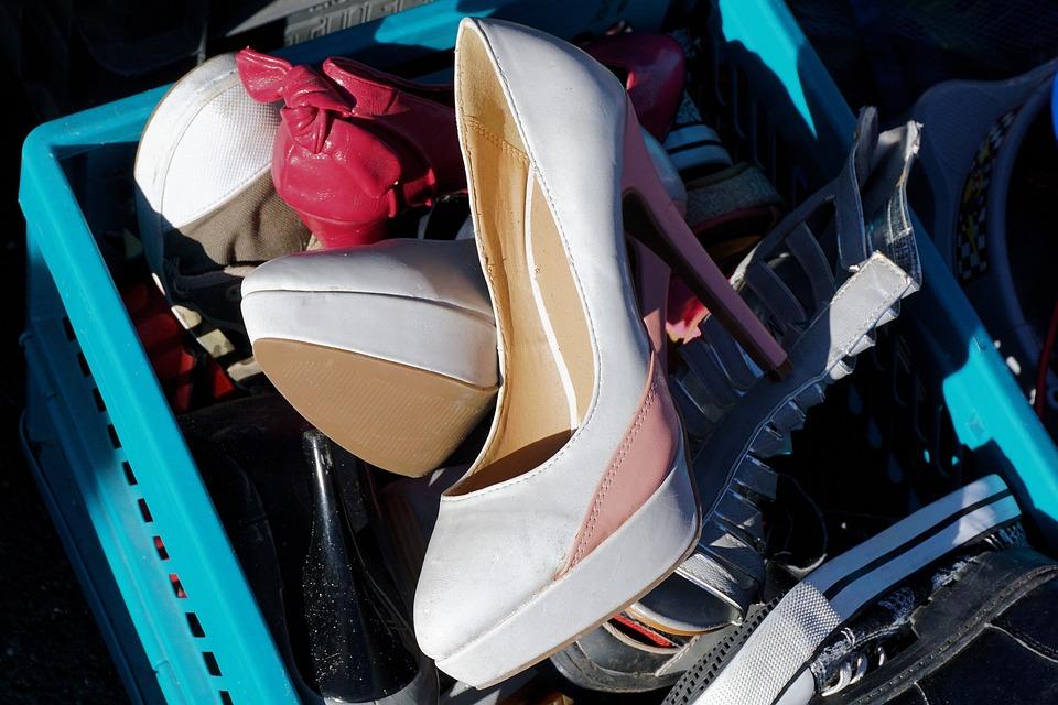 Shoe, Women's Shoes, Paragraph, High Heels, Fashion
