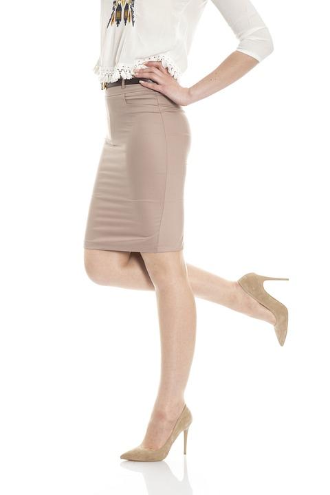 Skirt, Leg, Shoes, Studio, Fashion, White Fund