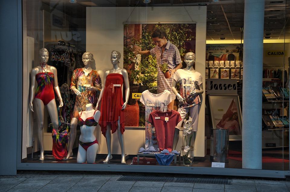Window, Decoration, Display Dummy, Clothing, Fashion