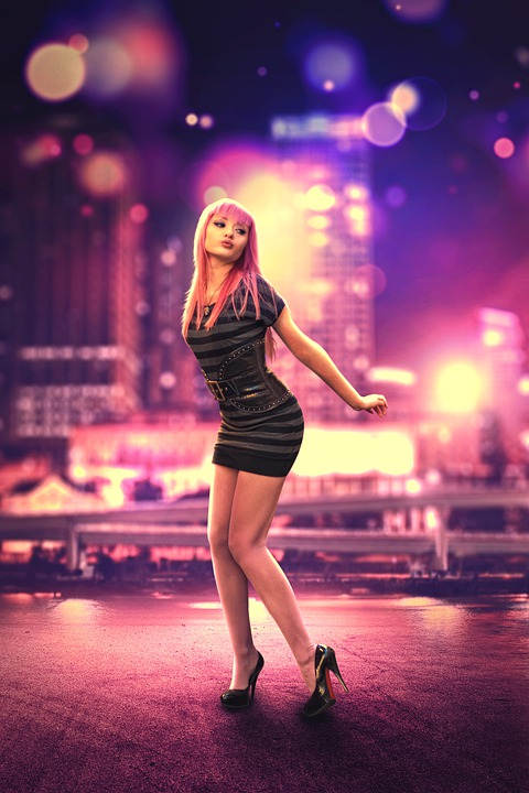 Performance, Music, Woman, Fashion, Adult, Stage
