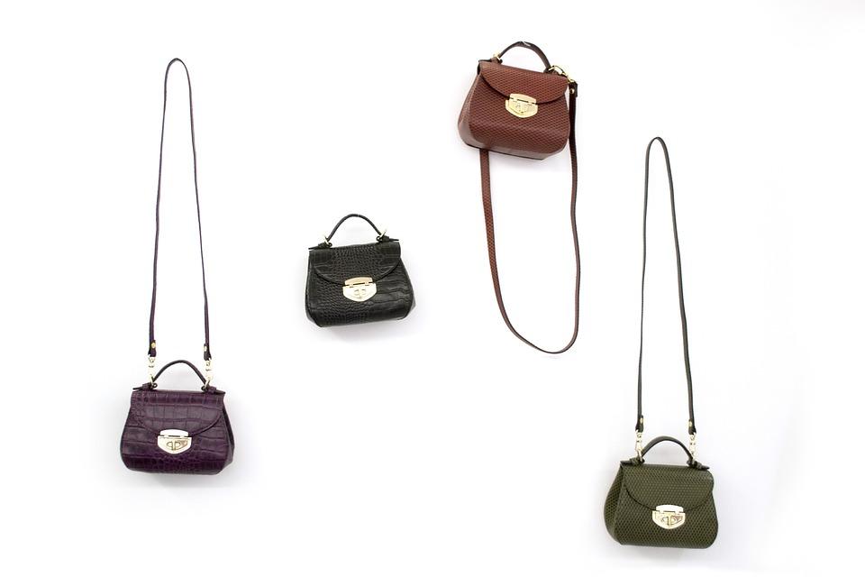 Leather, Handbag, Woman, Fashion Woman, Fashion, Bag