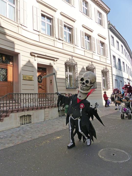 Fasnacht, Basel, Carnival