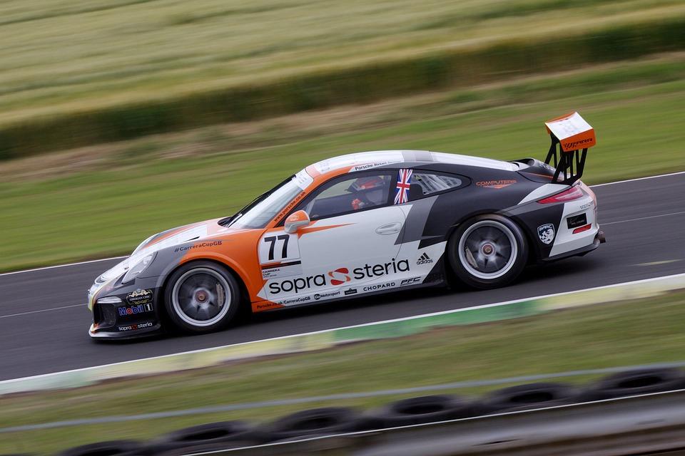 Free photo Fast 911 Motorsport Porsche Speed Race Track Car - Max Pixel