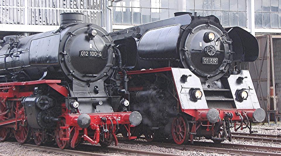 Steam Locomotives, Fast Classes, Drg Class 01