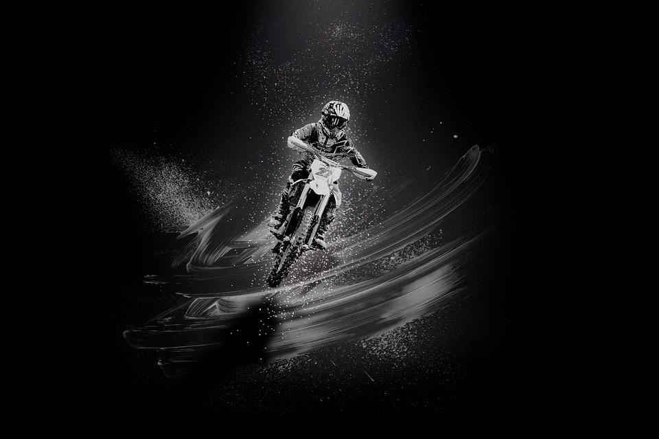 Motorcycle, Fast, Speed, Sport, Corner, Risk, Flitzer