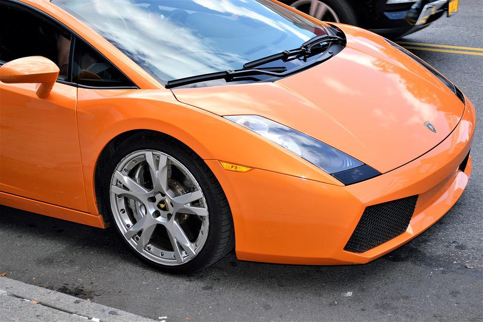 Lamborghini, Sportscar, Low Rider, Fast, Modern, New