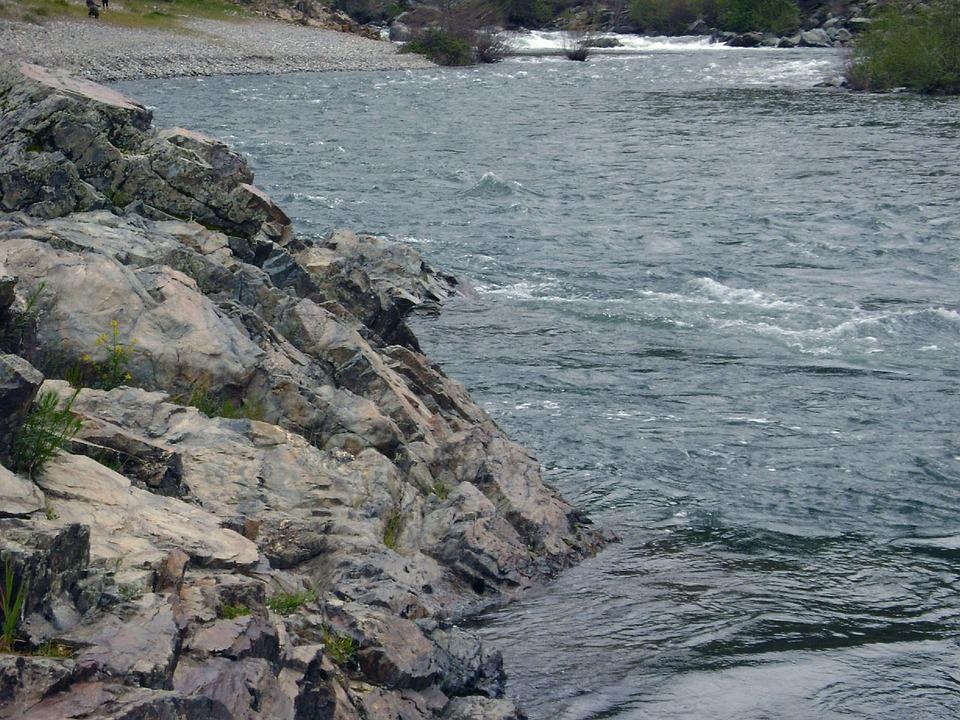 Rivers, Flowing, Rapids, Fast, Water, Streams, Rocks