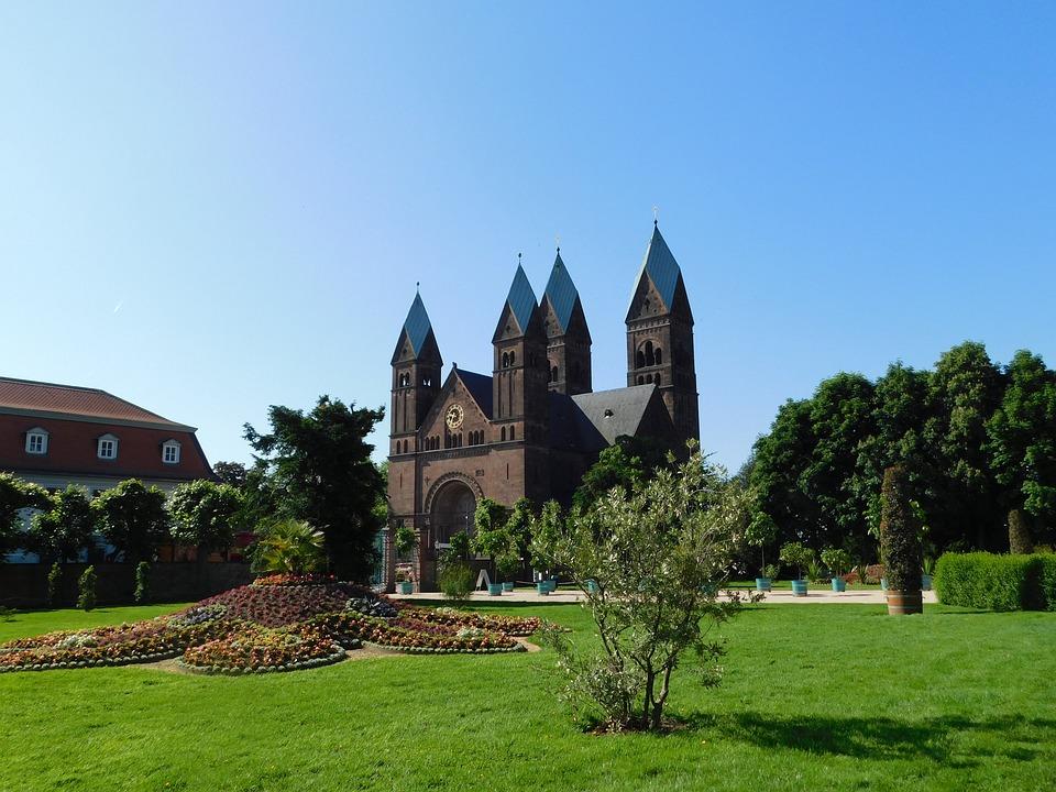 Bad Homburg, Church, Father's Day, Taunus