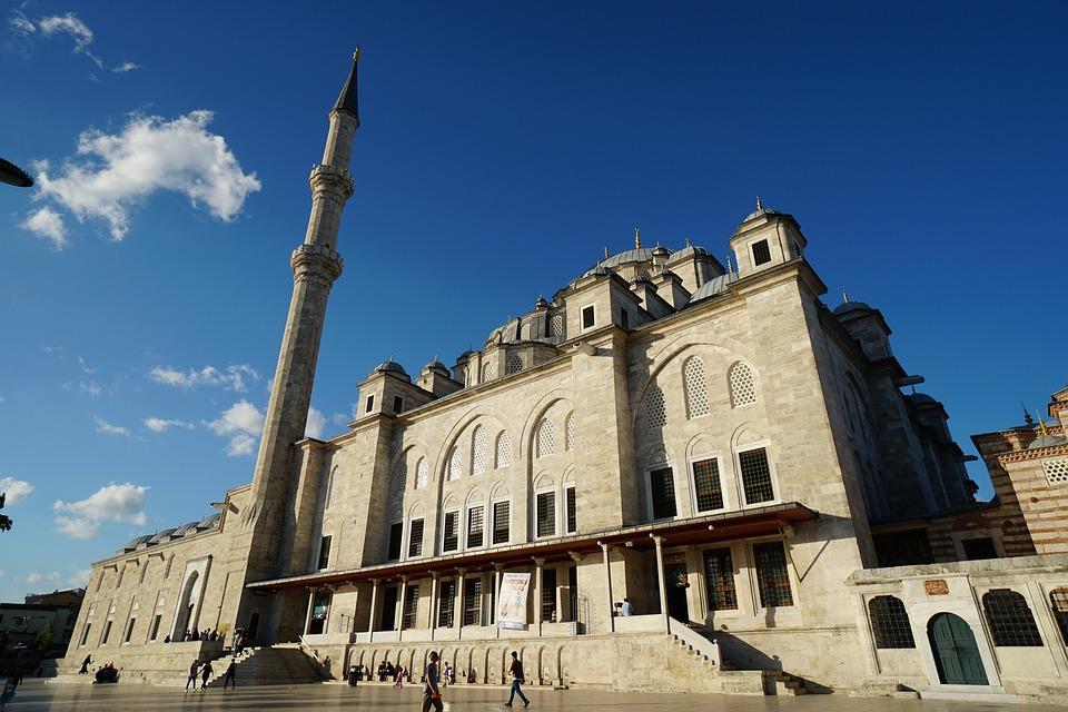 Fatih Mosque, Istanbul, Fatih, Cami