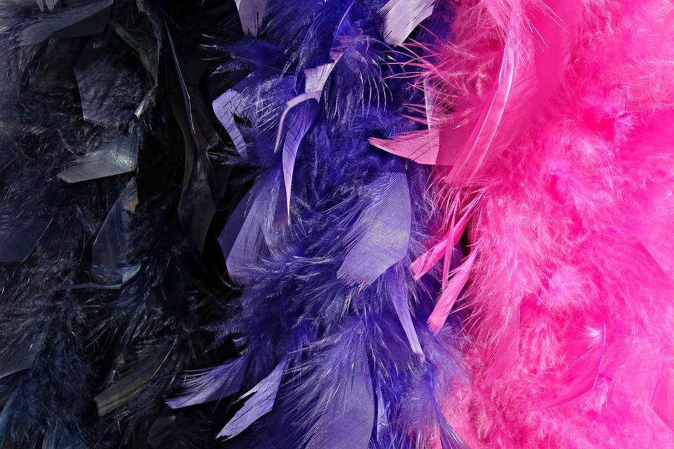 Boa, Feather Boa, Accessory, Glamour, Costume, Theatre
