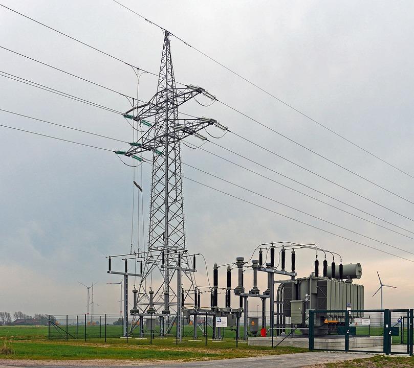 High Voltage, Feed, Windstrom, Converter, 110kv