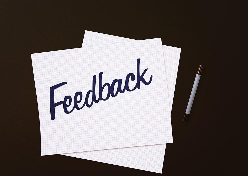 Desk, Paper, Feedback, Pen, Exchange Of Ideas, Business