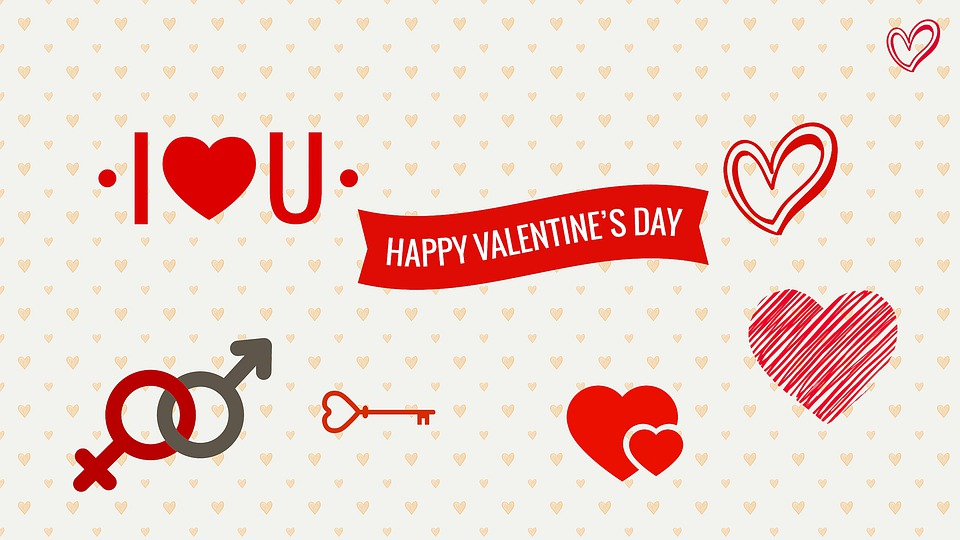 Love, Feeling, Happiness, Heart, Valentine's Day