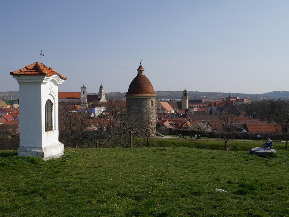 Slovakia, Vitriol, City, Calvary, Feelings