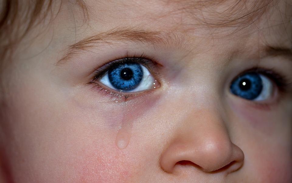Children's Eyes, Eyes, Blue Eye, Emotion, Feelings