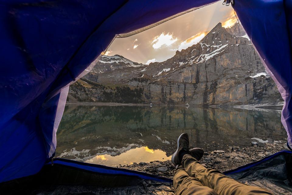 Adventure, Stock, Concept, Extremely, Feet, Happy