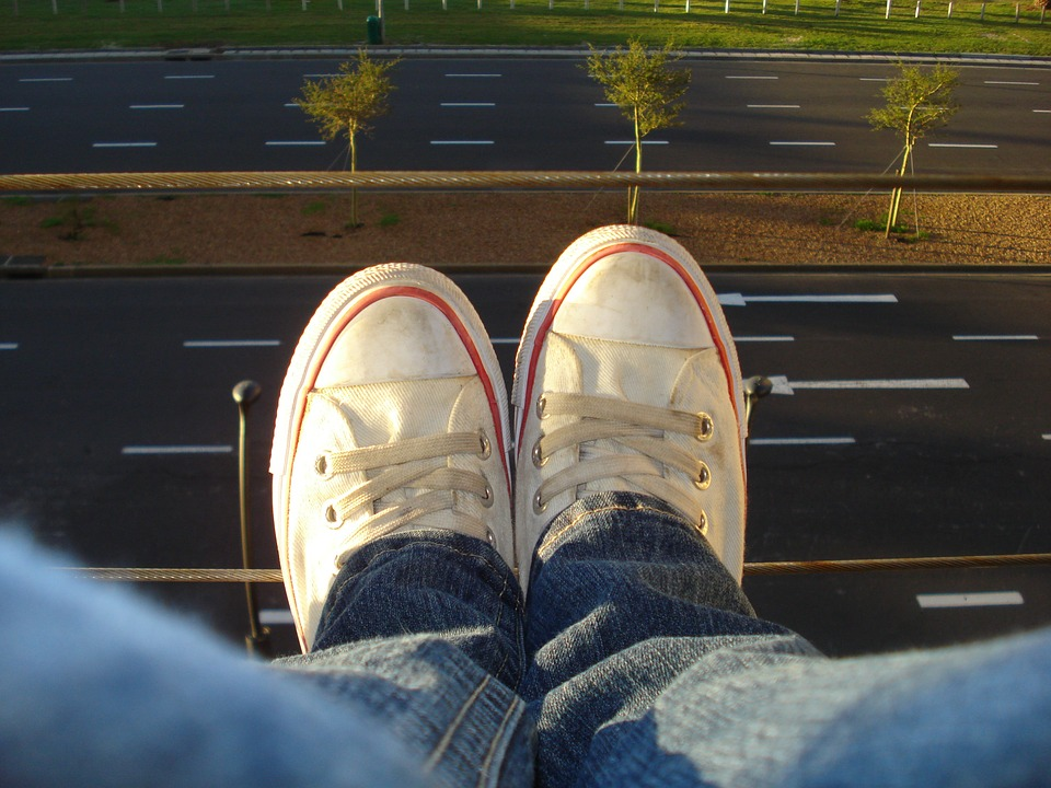 Sneakers, Shoes, Street, Urban, Youth, Cool, Feet, Foot