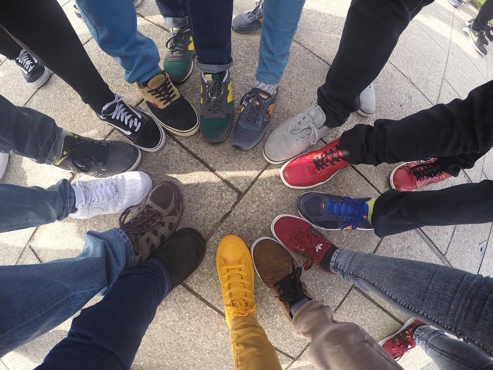 Feet, London, Travel