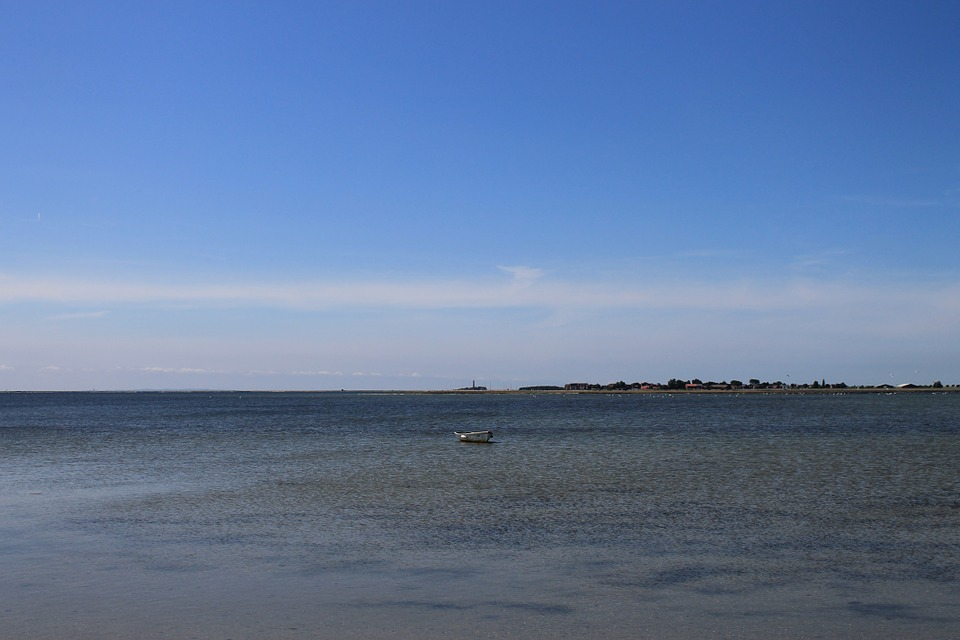 Fehmarn, Silent, Rowing Boat, Water