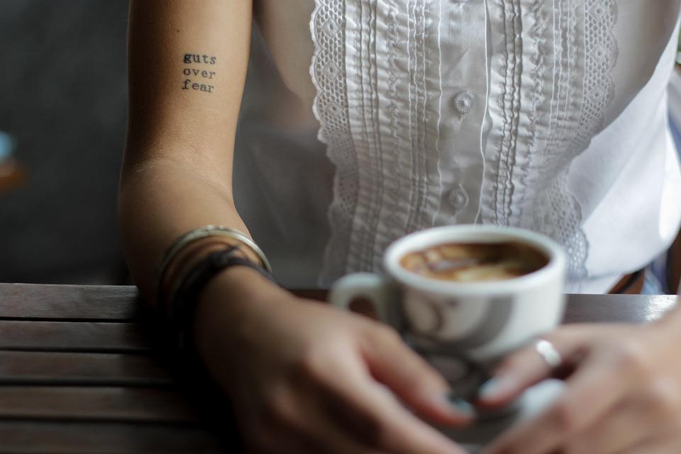 People, Woman, Female, Blur, Coffee, Drink, Arm